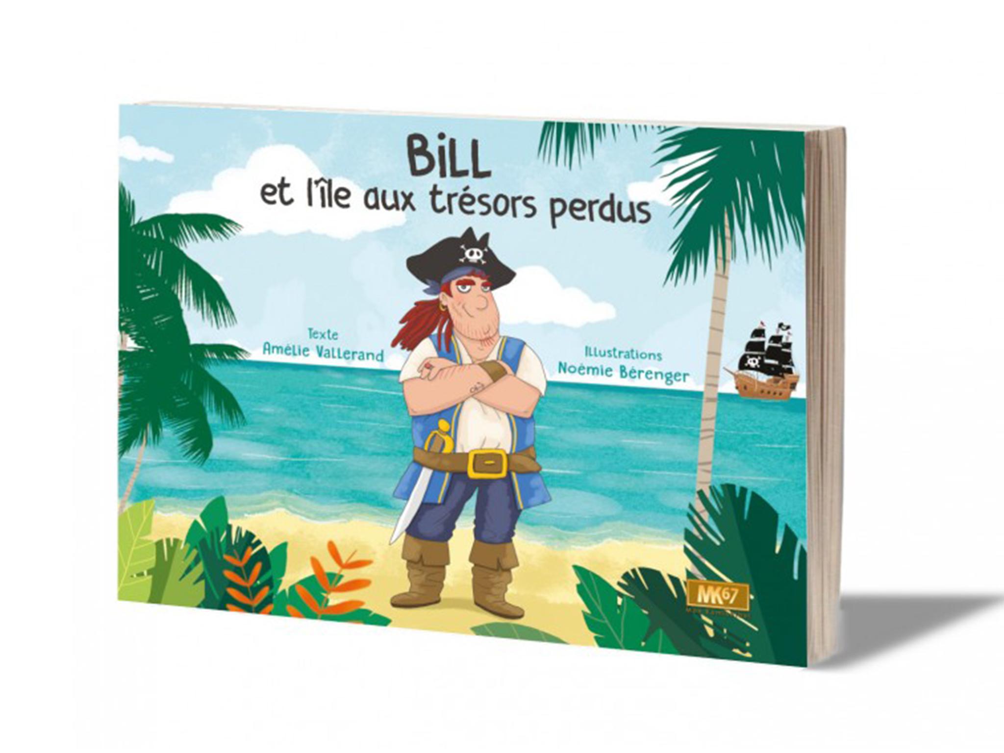 Bill et l'île aux trésors perdus