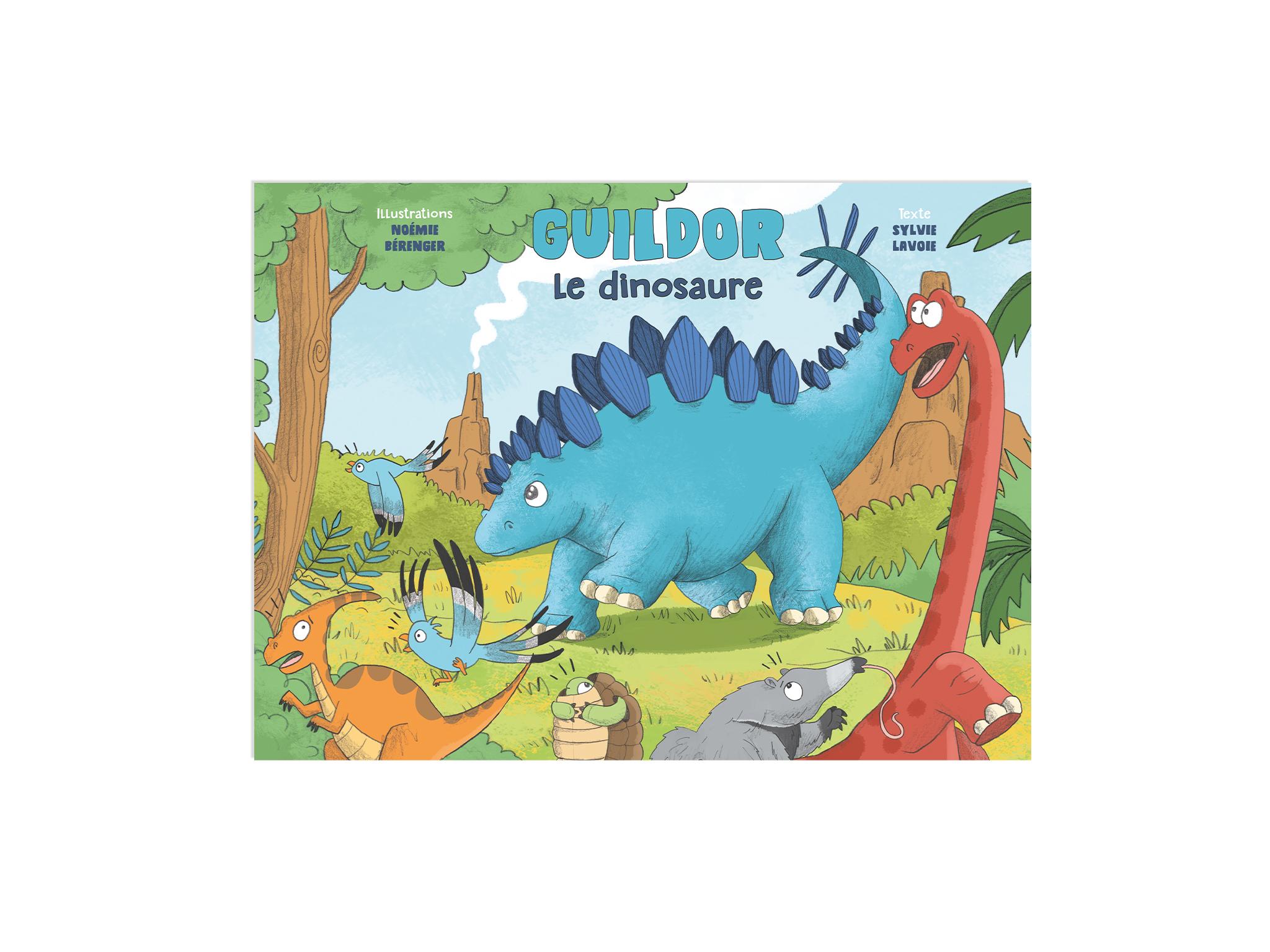 Guildor le dinosaure