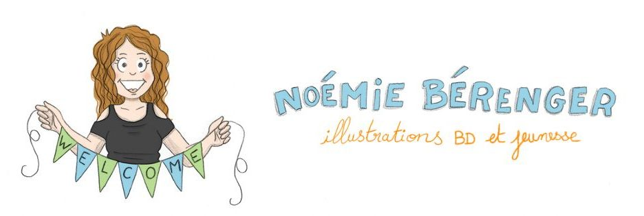 Noémie Bérenger – illustrations